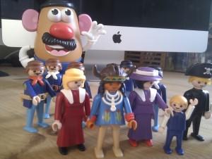 Playmobile grouping
